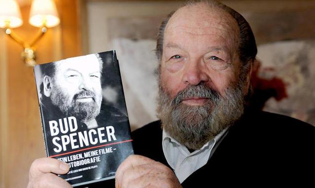 am 27 mai 2010 starte ich eine neue karriere als buchautor in italien erscheint meine autobiografie mit dem titel altrimenti mi arrabbio - Bud Spencer Lebenslauf